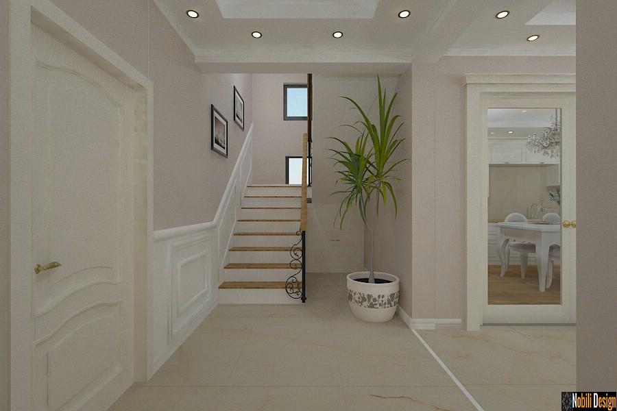 Design interior casa clasica in brasov for Interioare case moderne