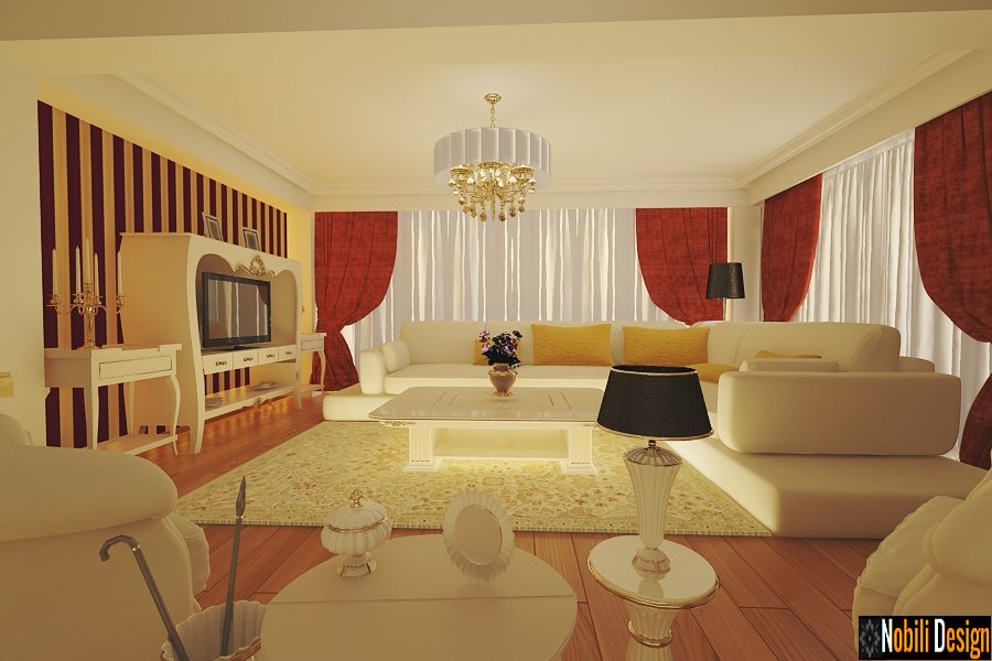 Amenajari - interioare - case - vile - Cluj napoca