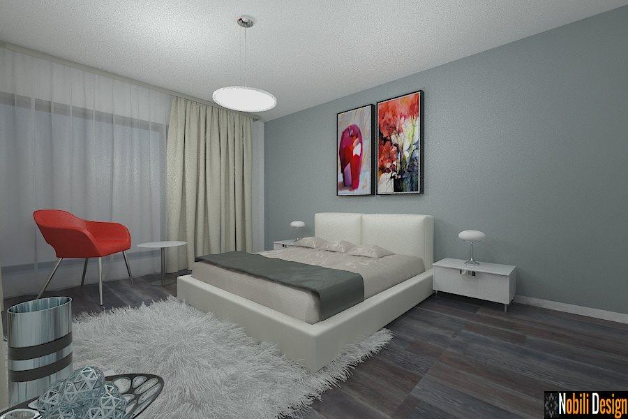 amenajari interioare dormitoare moderne 2016