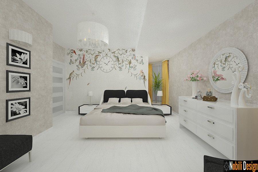 amenajari interioare dormitoare moderne constanta