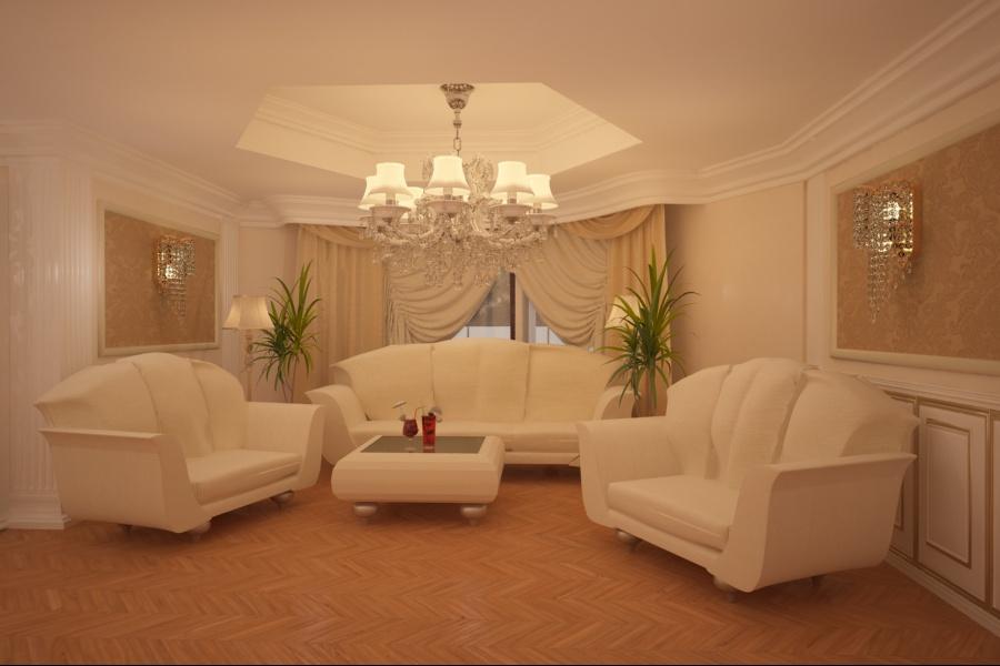 Amenajare interioara dormitor casa clasica for Design interior case