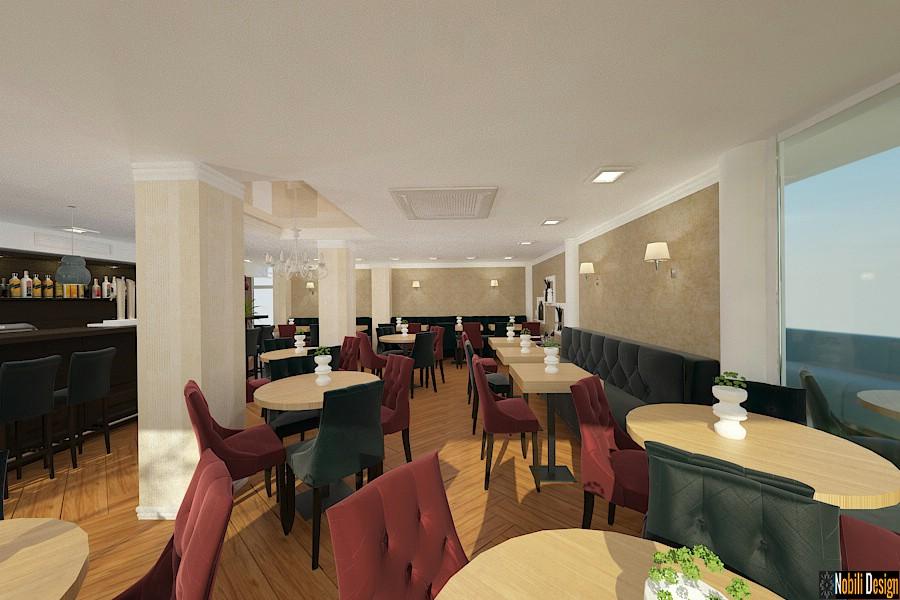 Amenajari - interioare - restaurante - Brasov.