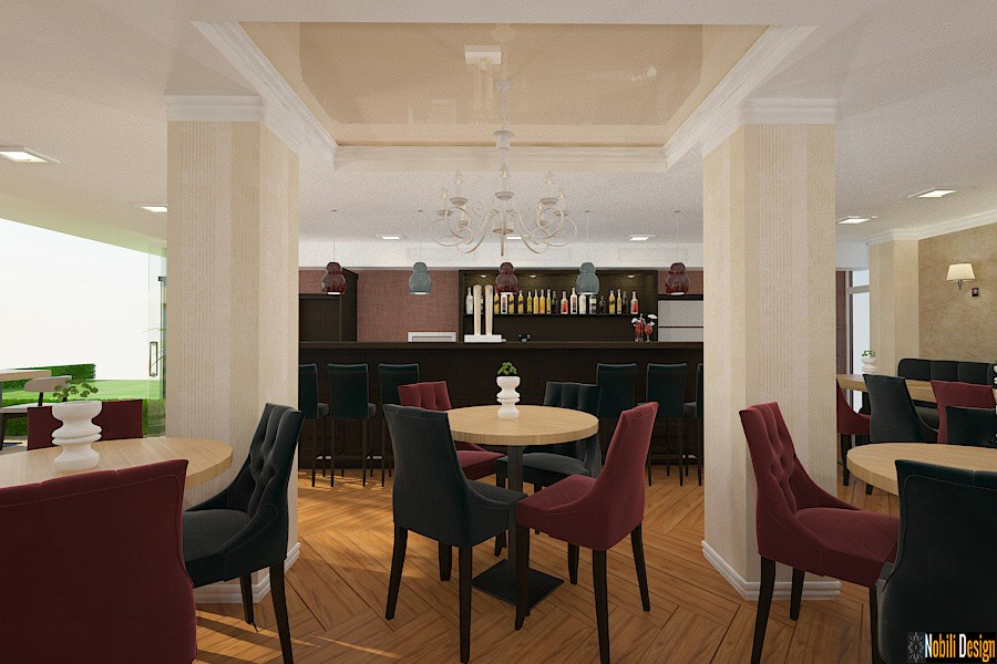Amenajari - interioare - restaurante - preturi - Constanta.