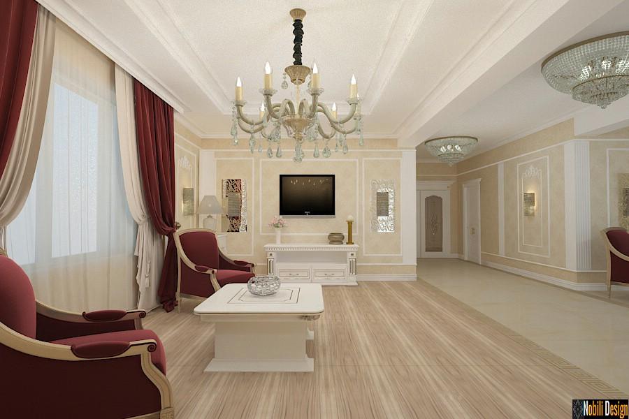 Amenajari interioare | Living casa clasica constanta.