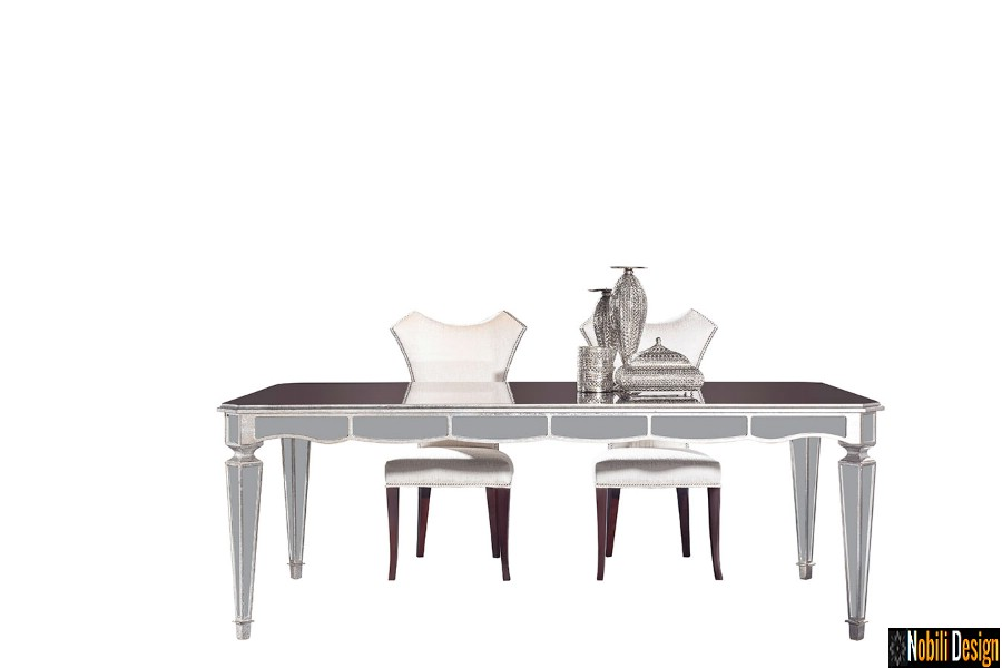 iç tasarım klasik mobilya modern salon fiyatı | Oturma odası masa klasik lüks Bükreş.