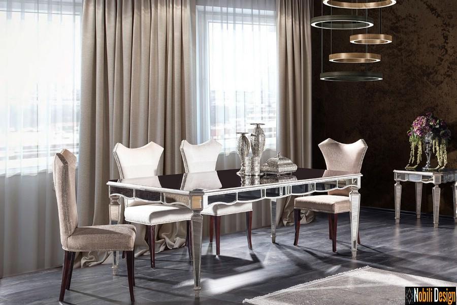 design amenajari interioare mobila living de lux pret | Amenajari interioare living casa in Ploiesti.