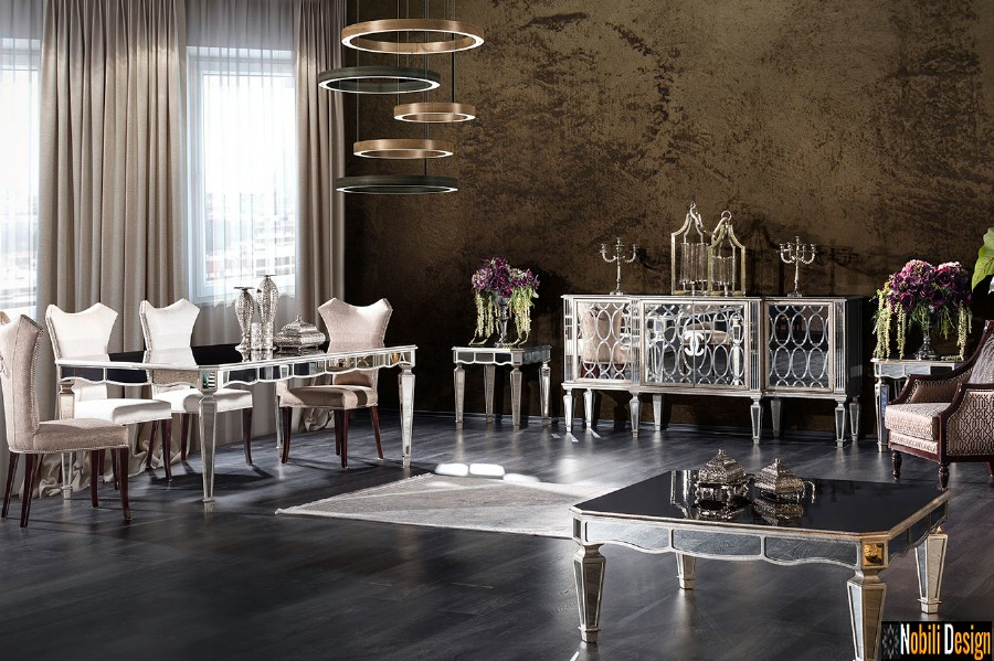iç tasarım mobilyası mobilyalar Constanta mobilyalarından oluşan iç tasarım oturma odası.