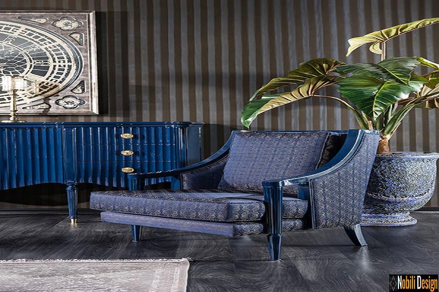 amenajari interioare living clasic mobilier modern de lux Escade | Mobilier living clasic de lux pret.