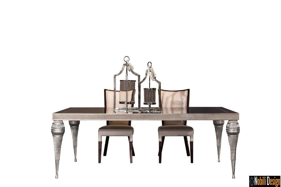 amenajare interioara living clasic modern cu mobilier brasov | Amenajari interioare living casa in Fagaras.