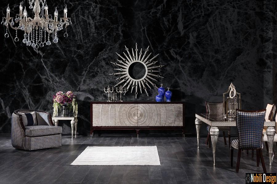 lüks mobilyalar ile iç tasarım, modern oturma odası Klasik Escape mobilyalarıyla oturma odası düzenlemesi.