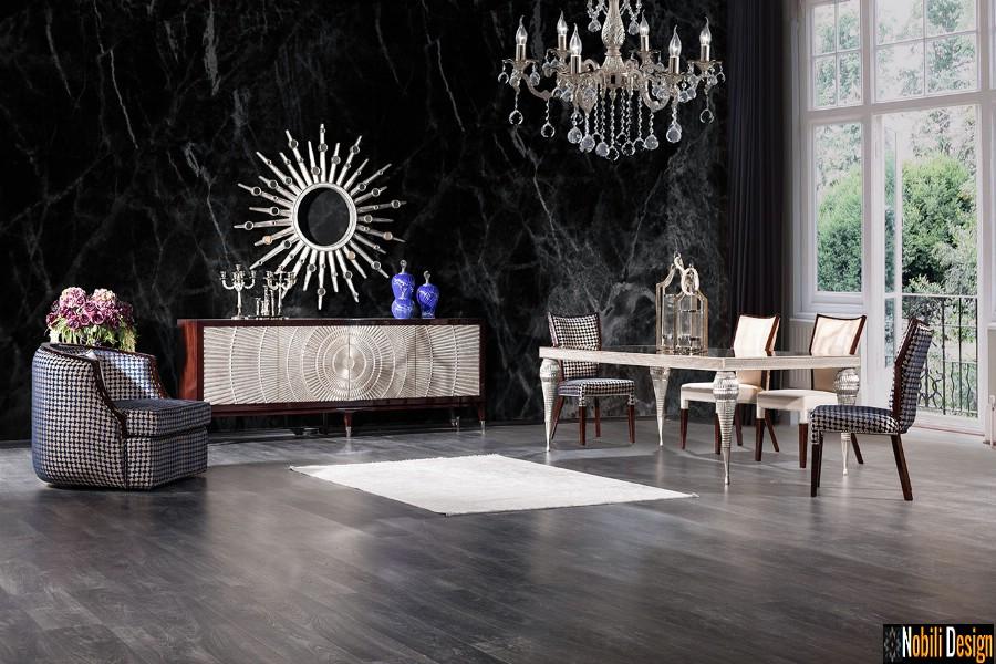 iç tasarım lüks mobilyalar ile modern oturma odası Brasov | Brasov yaşayan iç tasarım.