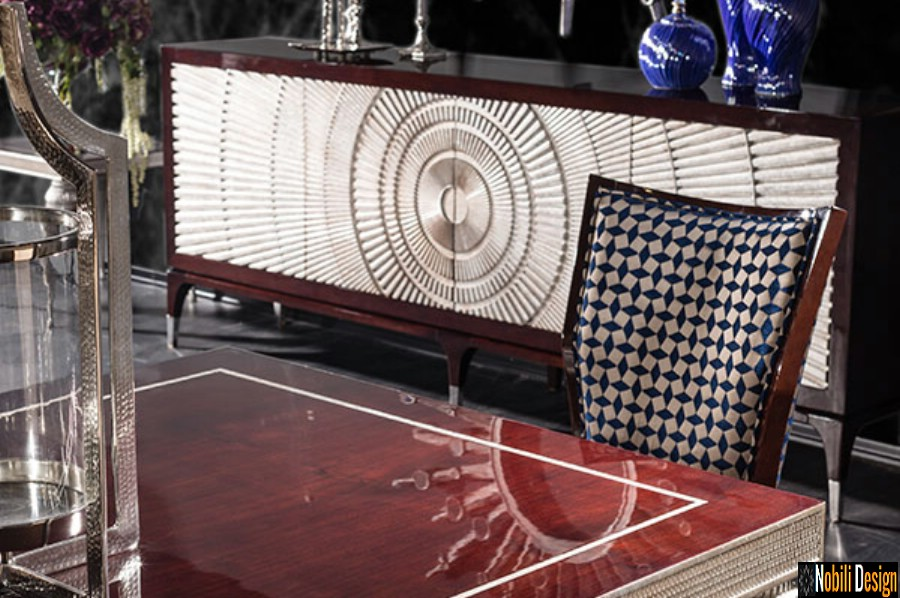 amenajare interioara living clasic modern cu mobilier de lux brasov | Amenajare living cu mobila de lux Brasov.