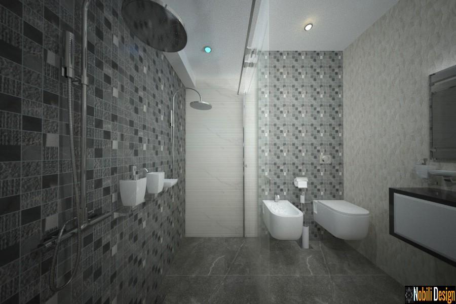 amenajare baie apartament modern bucuresti.