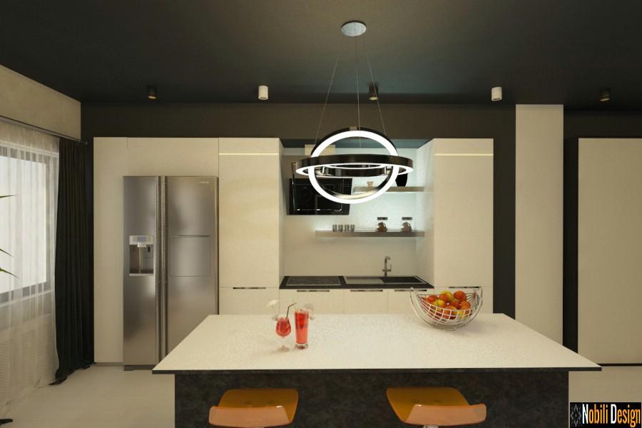 Apartamento de design de interiores em Bucareste