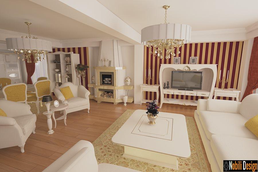 arquiteto de design de interiores casas Bucareste