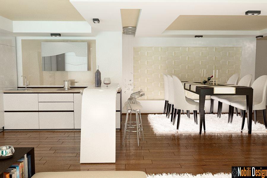 인테리어 디자인 아파트 3 객실