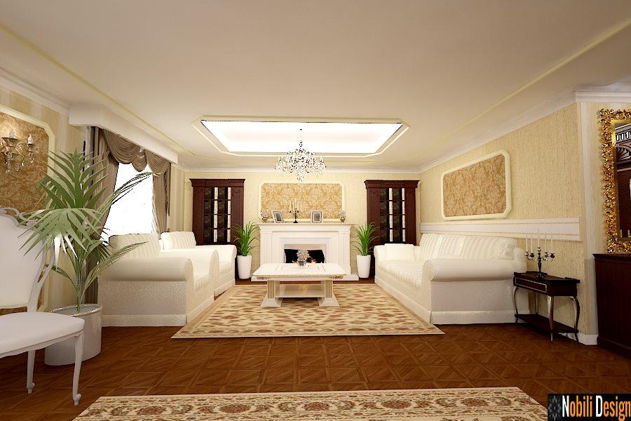 Amenajare casa stil clasic Bucuresti