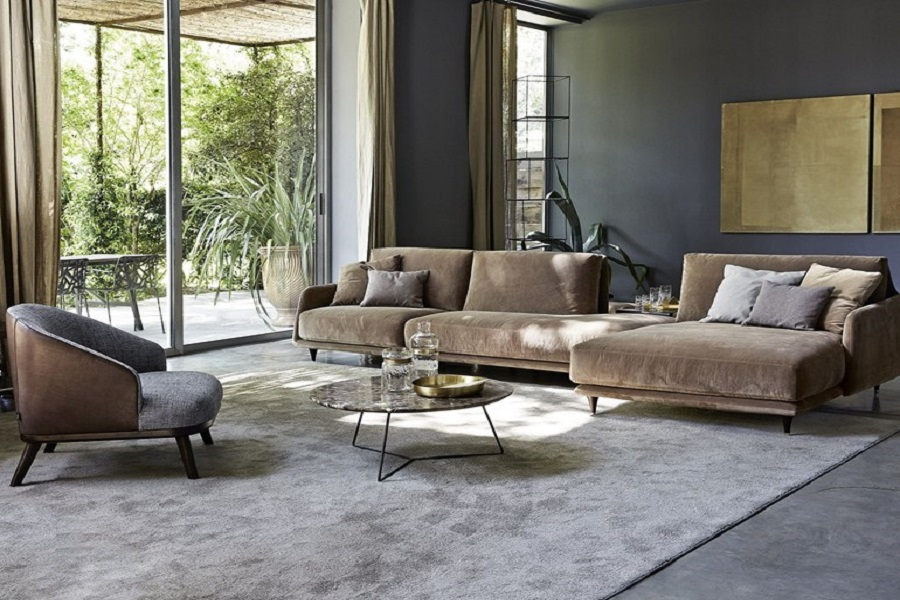 Sofa-lap - Elliot-Ditre - Italië- Boekarest - prys.
