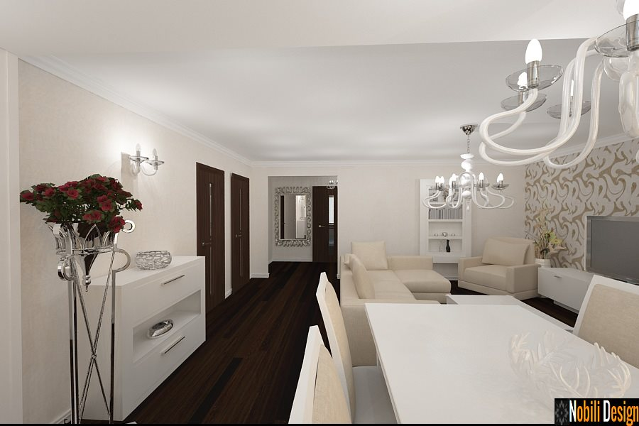 Design - interior- living - apartament - modern