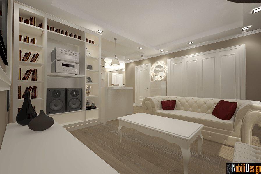 Design interior apartamente clasice Constanta