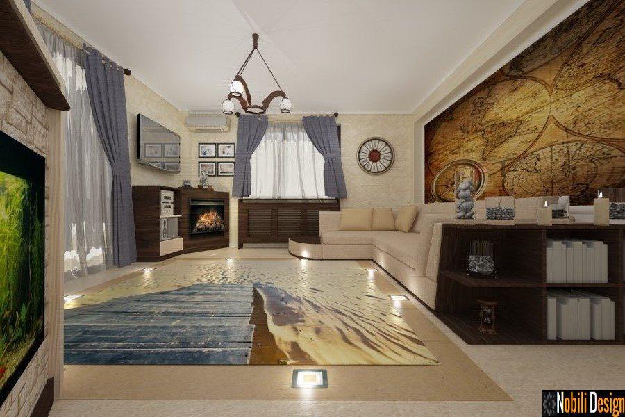 Design interior apartament 3 camere Constanta