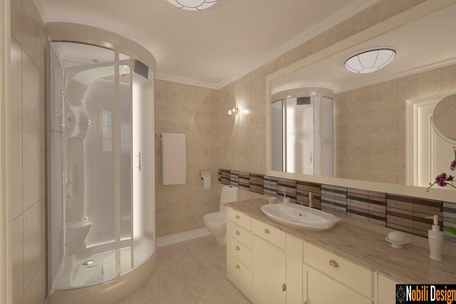 Design interior baie casa moderna