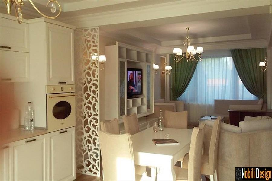 Design interior case arhitectura clasica Constanta