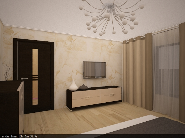 Design interior case in stil modern Constanta