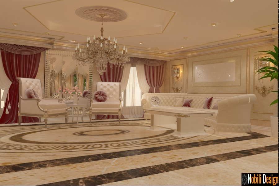Design interior case stil clasic modern Cluj