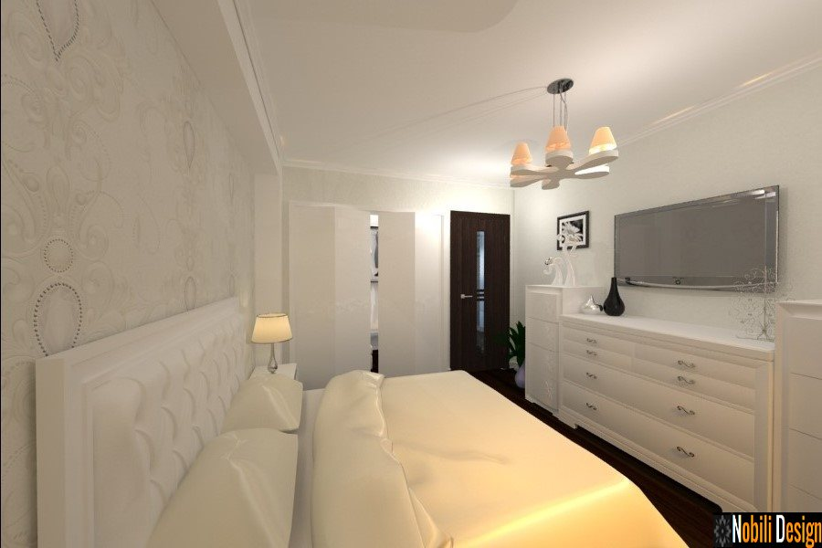 Design - interior - bedroom - apartment