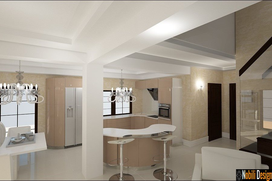 Design interior baie ceramica de lux italia for Casa moderna living