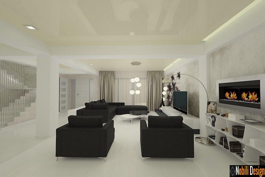 Klassieke stijl woonkamer interieur ontwerp huis living modern