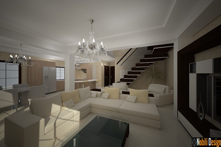 Design - interior - house - modera - Navodari