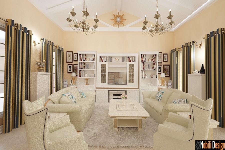 Design interior vile clasice cu etaj Constanta
