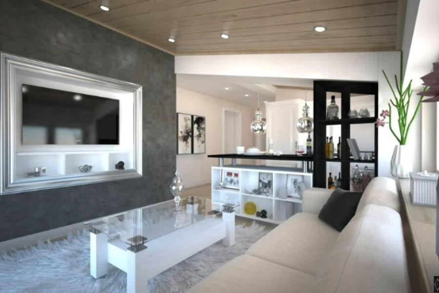 Design interior apartament cu 2 camere Bucuresti