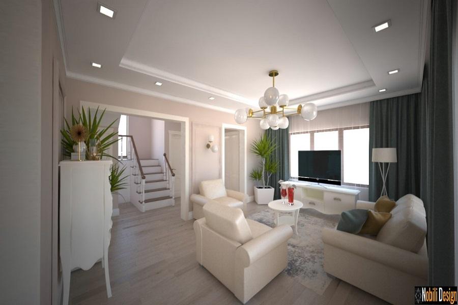 Design interior casa clasica in Buzau