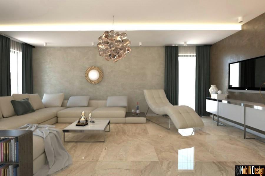 Design interior casa moderna de lux in Ploiesti
