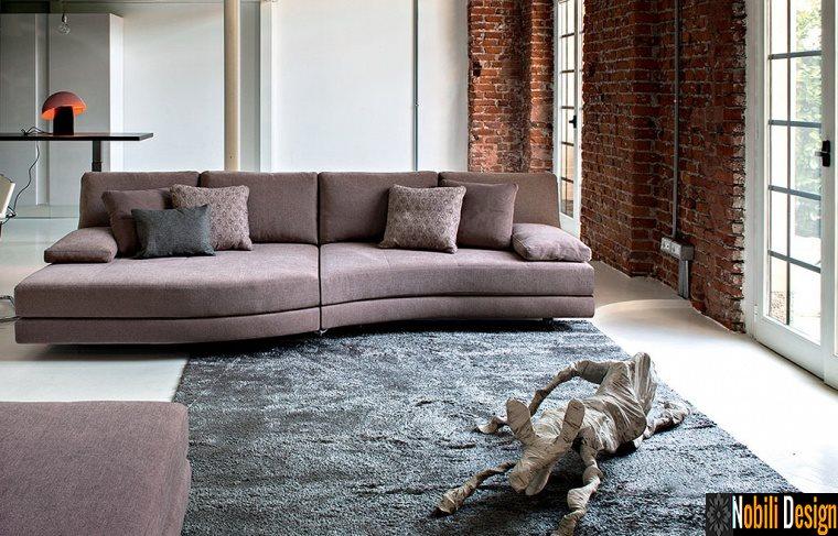 Canapele Living Moderne Stofa Ditre Italia