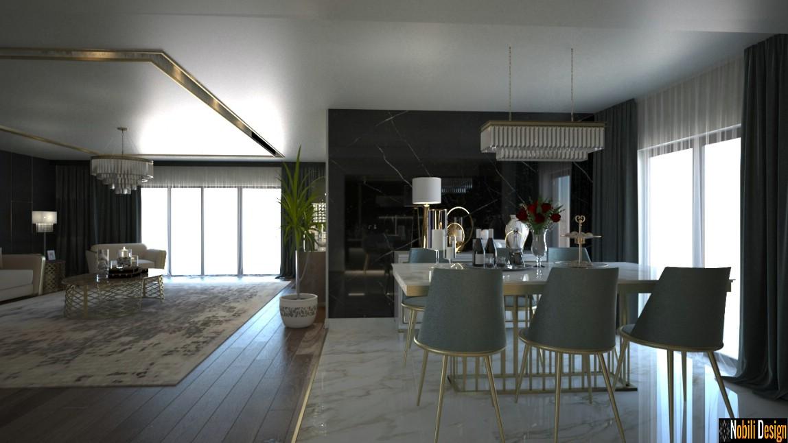design interior casa moderna constanta 2   Design interior casa de lux.