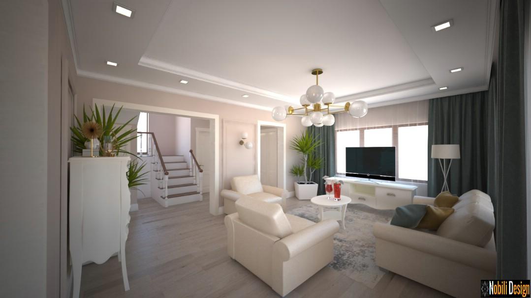 design interior casa clasic modern in buzau | Designer interioare in Buzau.