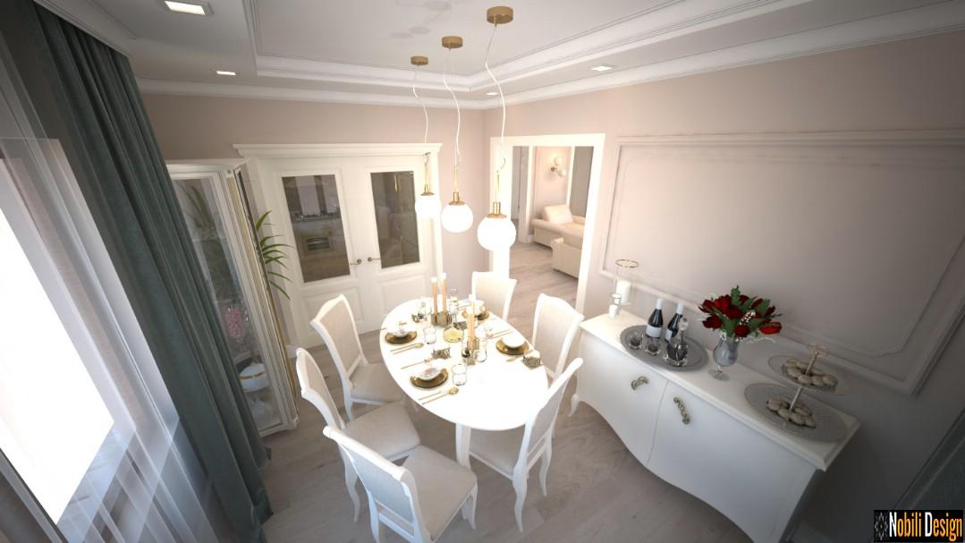 design de interiores villa moderna e clássica em buzau | Portfólio de design de interiores em Buzau.