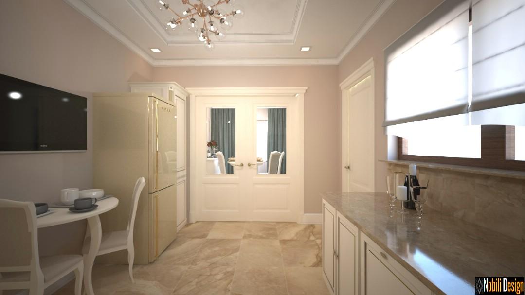 design de interiores moderna casa clássica em buzau | Serviços de design de interiores em Buzau.