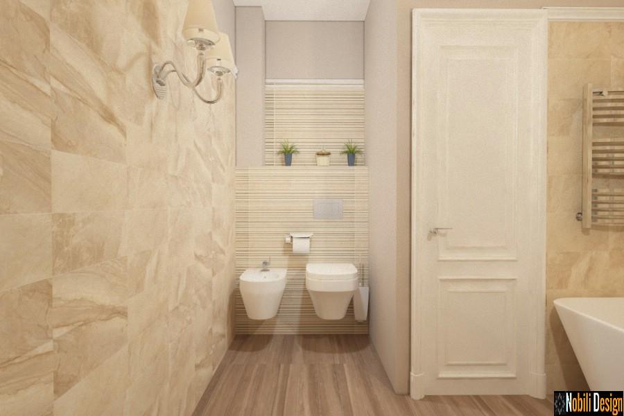 design interior baie casa tulcea