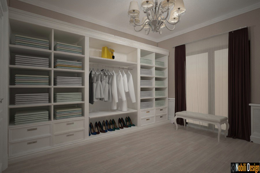 design interior dresing casa tulcea