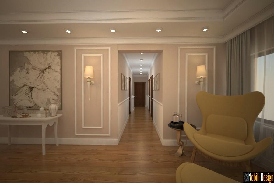 villas de diseño de interiores en brasov Apartamentos de interior de diseño en Brasov.