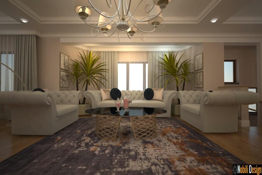 Design interior casa clasica in Brasov