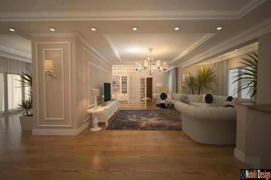 Design interior case stil clasic in Brasov