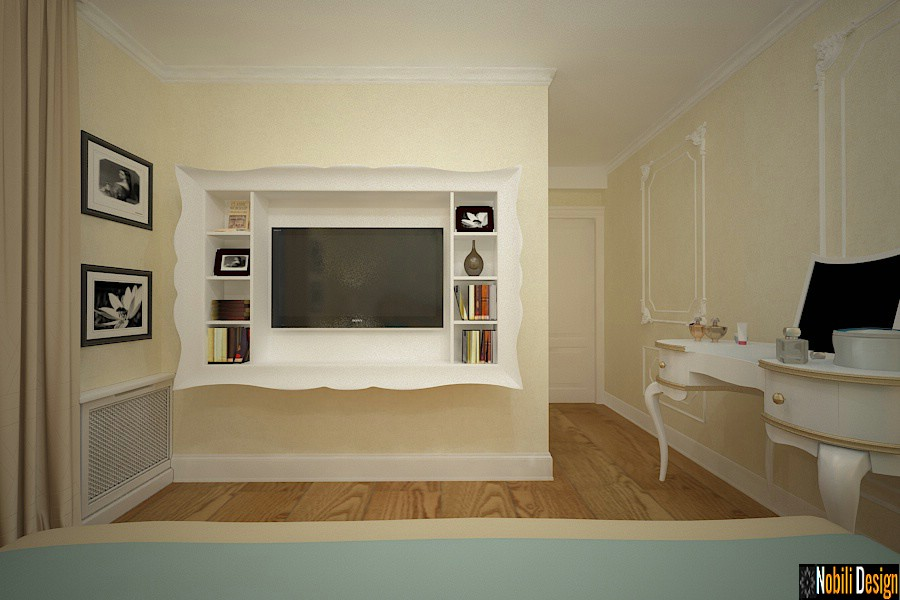 diseño de la casa clásica targoviste | Empresa de diseño de interiores Targoviste.