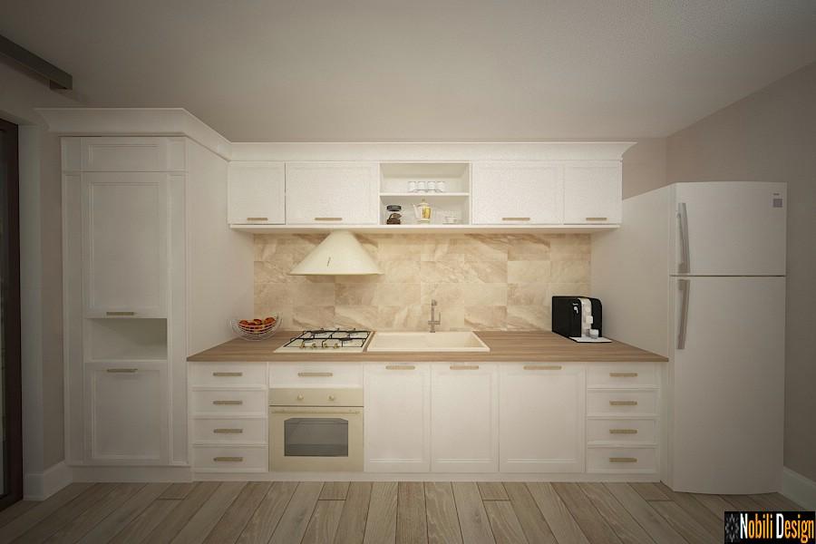 diseño interior cocina casa targoviste | Diseño de cocina moderna Targoviste.