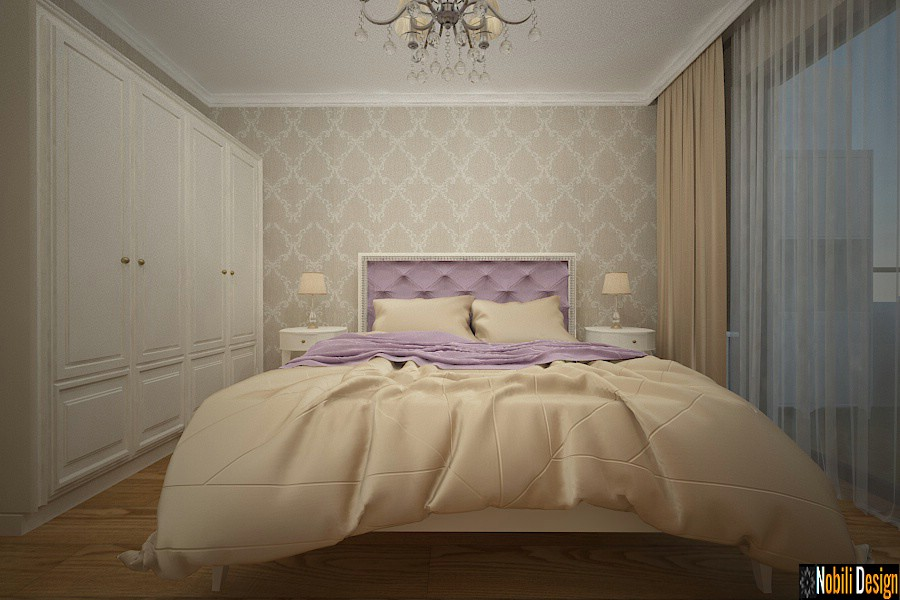 interior design bedroom classic house targoviste | Interior classical house Targoviste.
